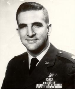 johnson in uniform